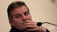 ОТ УПОР: Емо Костадинов с тежки думи за ситуацията в БФС и скандалите