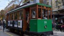 НСИ преброи 20 на сто повече пътници в трамваите