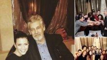 Ралица Паскалева трогателно за Стефан Данаилов: Нашият Мастър тайно плащаше семестриалните такси на закъснелите студенти