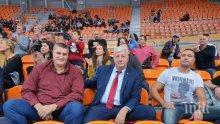Кобрата отскочи на волейбол в Пловдив