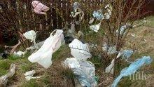 Ванкувър забранява пластмасовите сламки и найлоновите торбички