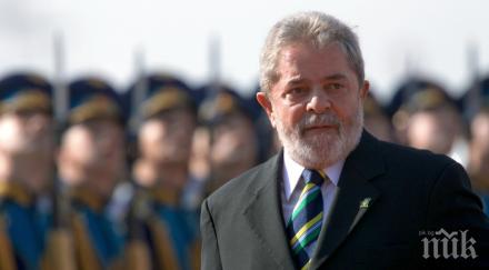 Лепнаха още 4 години затвор на бившия президент на Бразилия