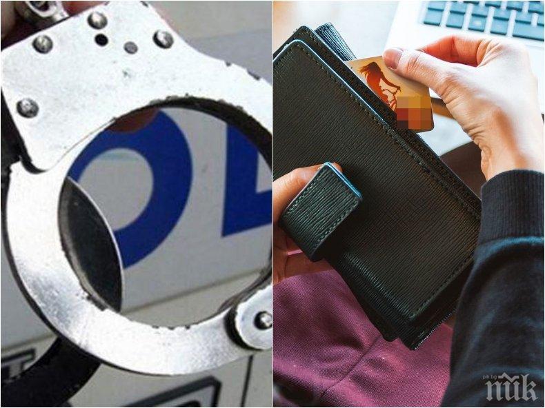 АКЦИЯ ВЪВ ВАРНА: Арестуваха банкова служителка, източила 1 млн. лева от сметки на клиенти