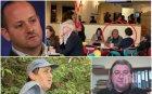 СИГНАЛ ДО ПИК: Ето ги зелените безродници, заради които България щеше за изгуби 2 млрд. лв. - на кафенце в Брюксел! Секретарката на Радан Кънев обслужва псевдо еколозите Петко Ковачев и Велин (ПАПАРАШКИ СНИМКИ)