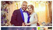 ВЕЧЕ НИ ПИСНА: Софи Маринова пак разделена с Гринго - ромската перла забегна към Дубай с по-млад мъж