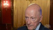 Симеон Сакскобургготски за сагата с царските имоти: Темата изцяло е в ръцете на Конституционния съд