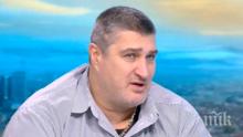 Любо Ганев разкри ще застане ли начело  на Федерацията по волейбол