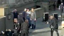 Обезвредили терориста от Лондон със зъб от кит
