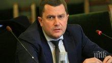 Кметът на Перник: Водният режим дава резултат, проблемите с ВиК остават
