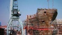 Корабостроителница в Германия ще строи огромен ледоразбивач за Русия