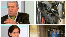 """ДРАМА: Генчо Начев и Мими Виткова обясниха трагедията в """"Пирогов"""" и защо здравеопазването в България е скъпо и неефективно"""