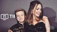 Дъщерята на Анджелина Джоли смени името си. Вече ще се казва... Джон