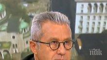 Зам.-председателят на ДПС Йордан Цонев: Оставките на министри вече не са отдушник на натрупаното напрежение