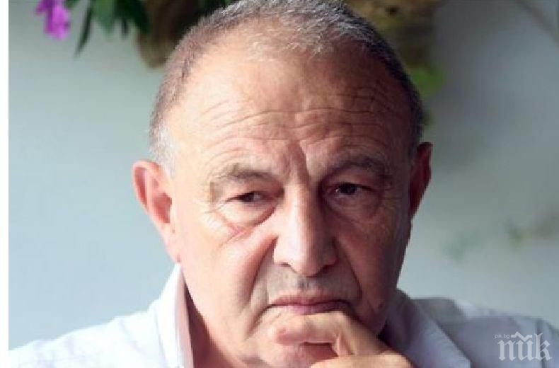 Проф. Кирил Топалов изригна: Няма нищо по-страшно от това да преведеш Иван Вазов на български