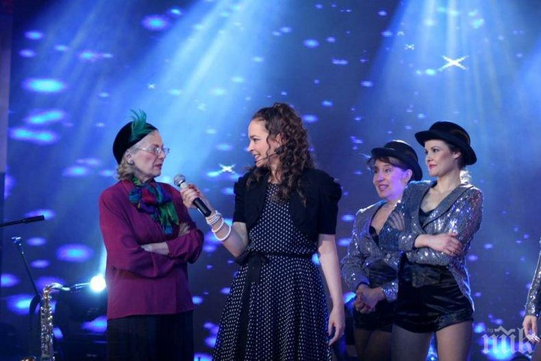 Сваленото от БНТ предаване на Искра Ангелова тръгва онлайн