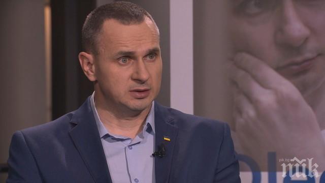 Режисьорът Олег Сенцов проговори за трудния път към свободата: Лагерите отвъд Полярния кръг пречупват физиката и психиката на хората