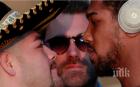 ИЗВЪНРЕДНО: Кървав бой - Джошуа срещу Руис... (НА ЖИВО)