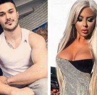 Нов скандал в чалга средите: Андреа и Галин си разменят любезности