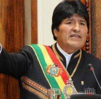 Ево Моралес ще е шеф на предизборната кампания на партията си в Боливия