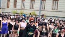 Хиляди жени окупираха националния стадион в Чили в протест срещу сексуалното насилие