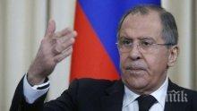 Сергей Лавров отвърна на НАТО: Имаме отговор на заплахите!