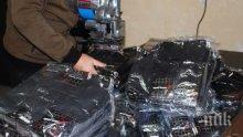 Конфискуваха менте стоки от магазини във Видин