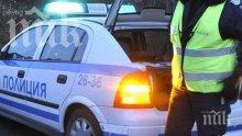 """От последните минути: Аварирала кола затруднява движението по """"Струма"""""""