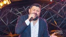 Тони Стораро се фука със сако за 15 бона (СНИМКА)