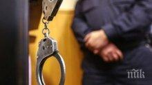 Арестуваха трима при акция срещу дрогата в Пловдив и Карлово
