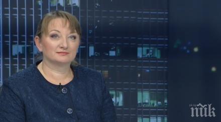 Деница Сачева: Бисер Петков си е отишъл от поста  заради неумението му да комуникира