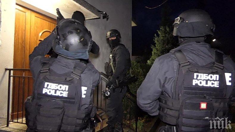 Съдът задържа трима от обвинените за наркоразпространение в Елин Пелин и региона по искане на спецпрокуратурата