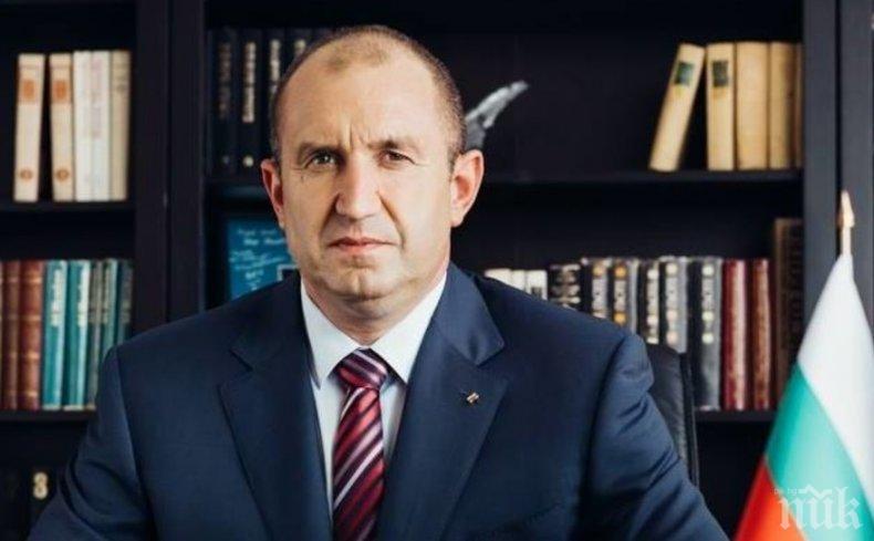 Радев организира среща за обсъждане на проблемите при проведените местни избори