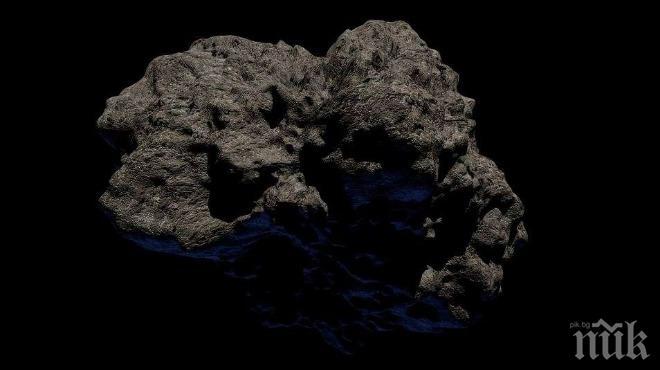 КОСМИЧЕСКА АТАКА: Опасен астероид може да премине край Земята