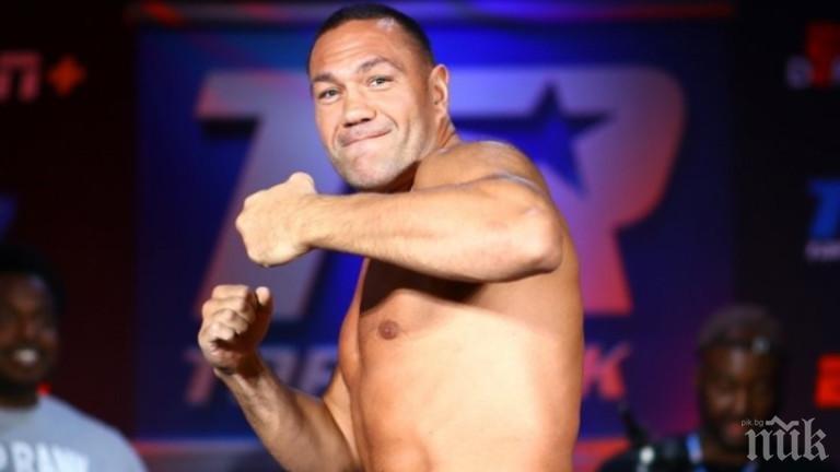 Кобрата поздрави Антъни Джошуа за титлите и се закани да го победи