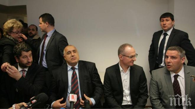 Г-н премиер, Лозан Панов привилегирован ли е?