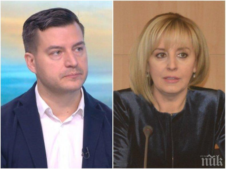 ХВАНАТА НАТЯСНО: Експерт уличи Мая Манолова в поредна лъжа, засягаща 3 млн. българи