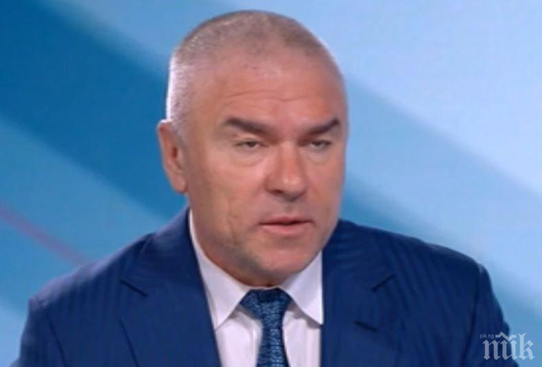 Веселин Марешки: Фалшива новина е, че участваме в надпреварата за шеф на КПКОНПИ, за да спечелим зам.-председателско място