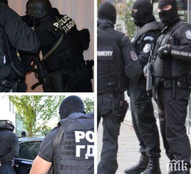 ГОРЕЩИ СЛЕДИ: Търсят още ченгета от наркофирмата, разбита в Нови Искър и региона