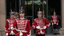 Обявиха конкурс за 50 вакантни войнишки длъжности за гвардейци