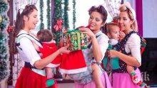 """Танцуващите майки от """"България търси талант"""" заснеха Коледно ВИДЕО"""