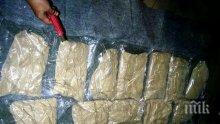 УДАР: Заловиха със скенер хероин за над 1,5 млн. лева на Дунав мост - дрогата за 1,5 млн. лв. пътувала за Австрия