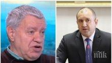 ЕКСПЕРТНО! Проф. Михаил Константинов разби Радев за електронното гласуване - ето какви са истинските проблеми на изборите