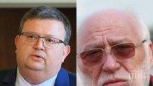 ПЪРВО В ПИК: Главният прокурор Сотир Цацаров с новини за разследването на опит за отравяне на Емилиян Гебрев