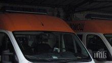 Кола помете 8-годишно дете в Бургас