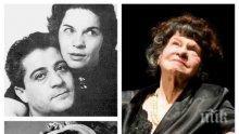 Полагат Стоянка Мутафова до най-любимия й мъж - Кралицата на комедията ще бъде погребана на Алеята на творците
