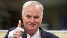 Русия е предложила лечение на излежаващия доживотна присъда Ратко Младич