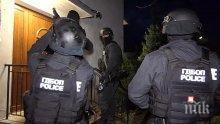 МАЩАБНА АКЦИЯ: Специализираната прокуратура и МВР разбиха и втора наркогрупа в Елин Пелин (СНИМКИ)