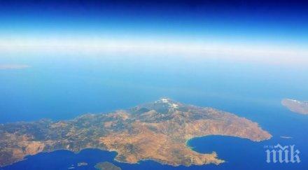 5,4 по Рихтер разтърси остров Крит