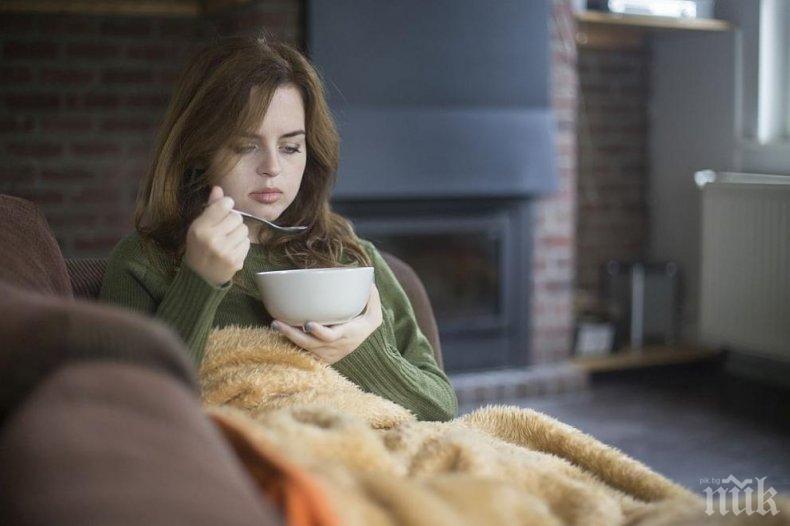 Супер супички срещу грипа и настинката