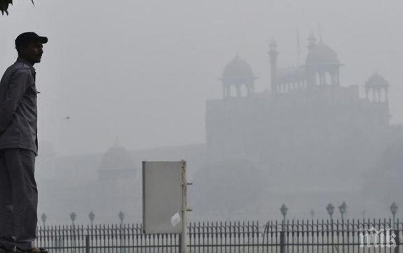 ДОБРА НОВИНА: Замърсяването на въздуха в София е спаднало два пъти